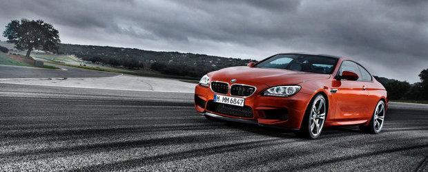Aceasta este sansa ta sa admiri noul BMW M6 din toate unghiurile si pozitiile!