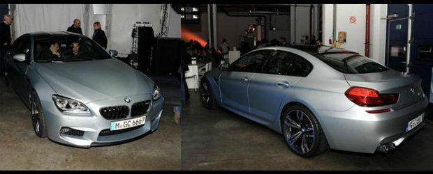 Aceasta este sansa ta sa admiri noul BMW M6 Gran Coupe din toate unghiurile si pozitiile!