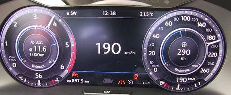 Acelasi motor e si pe Golf sau Passat. Uite cat de repede sprinteaza noul Tiguan in versiunea 2.0 TDI de 150 CP