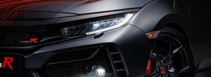 Aceleasi performante dar cu un look ceva mai discret. Aceasta este noua Honda Civic Type R Sport Line