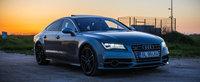 Acest Audi S7 din Galati are acum 600 cp si se aude ca un tsunami