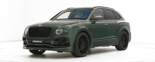 Acest Bentley Bentayga a primit bunatati de 50.000 de euro de la Startech