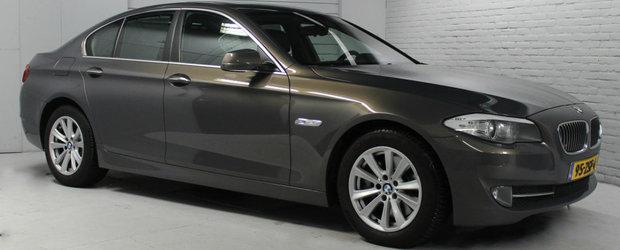Acest BMW din 2013 a fost scos la vanzare cu 22.800 euro. Detaliul care i-a surprins pe toti