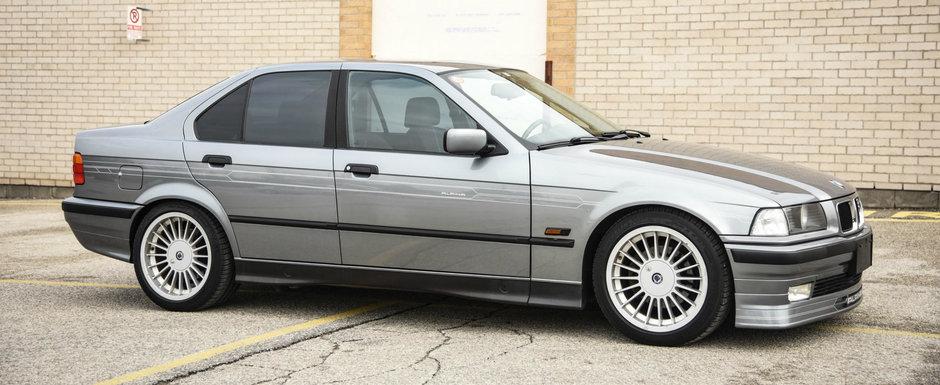Acest BMW Seria 3 ar putea fi cel mai ieftin tichet catre paradisul Alpina, insa are cateva probleme care ti-ar putea da de gandit