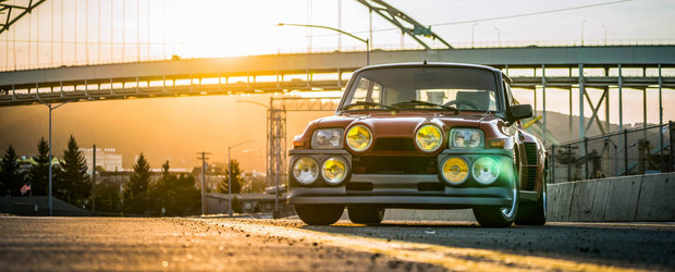 Acest Renault R5 Turbo 2 a fost scos de curand la vanzare. Cumparatorul masinii franceze a platit o suma incredibila