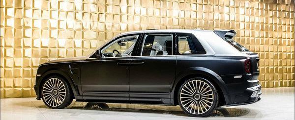 Acest Rolls-Royce tunat de Mansory a fost scos la vanzare si costa o mica avere. Doar 13 in toata lumea