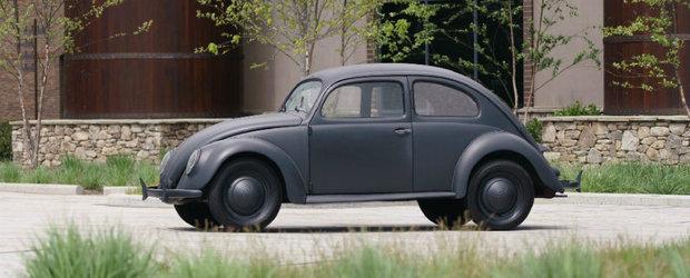 Acest Volkswagen Beetle este mai special decat credeti si mai scump decat un Ferrari