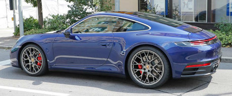Acesta e noul Porsche 911. Masina germana a iesit pe strazi complet necamuflata