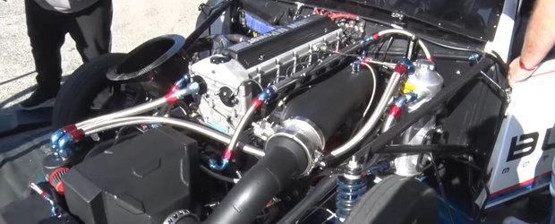 Acesta este cel mai rapid BMW din lume. Si ghici ce? Are sub capota un motor de M5 E34, modificat radical