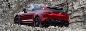 Acesta este noul Aston Martin DBX: Primul SUV din istoria britanicilor a debutat oficial