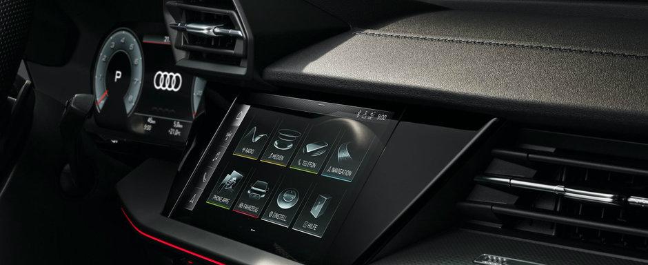 Acesta este noul Audi A3 Sedan. Tot ce trebuie sa stii despre modelul de clasa compacta al nemtilor