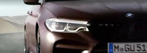 Acesta este noul BMW M5. Compania bavareza anunta debutul masinii de 600 CP