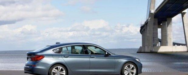 Acesta este noul BMW Seria 5 GT!