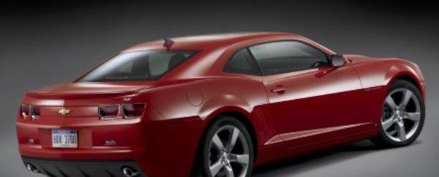 Acesta este noul Chevrolet Camaro!