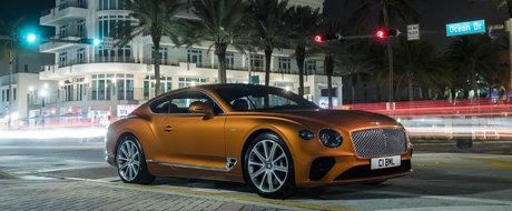 Acesta este noul Continental GT V8: Bentley la suprafata si Porsche Panamera pe dedesubt