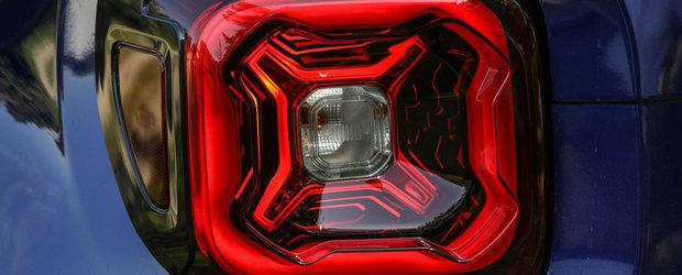 Acesta este noul Jeep Renegade facelift: design modern si motoare noi pentru rivalul lui Qashqai
