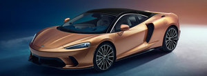 Acesta este noul McLaren GT: aproape 5 metri de rafinament, 620 CP si tapiterie din CASMIR