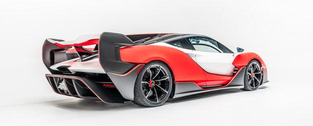 Acesta este noul McLaren Sabre: cel mai puternic model non-hybrid si cea mai rapida sportiva cu doua locuri a brand-ului
