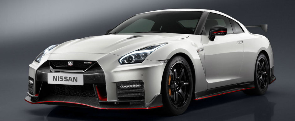 Acesta este noul Nissan GT-R Nismo, proaspat lansat la Nurburgring