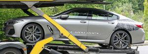 Acesta este noul Seria 8 Gran Coupe. BMW l-a scos pe strazi aproape necamuflat