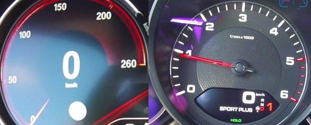 Acestea sunt cele mai rapide diesel-uri ale planetei. Uite care ajunge mai repede la 250 km/h