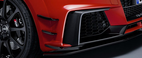 Acestea trebuie sa fie cele mai agresive Audi-uri. Unde mai pui ca vin asa din fabrica