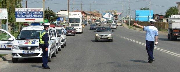 Actiunile politiei rutiere filmate in trafic: actioneaza corect sau abuzeaza?