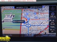Activare Update harti Navigatie Audi Mmi 3g Hdd Plus Touch Audi 3G + cod 2017