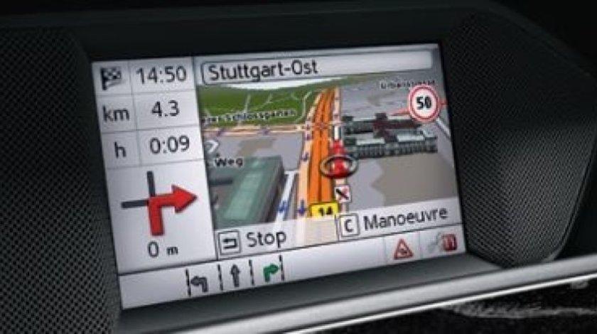 Actualizare harti 2019/2020 Becker Map Pilot - Mercedes