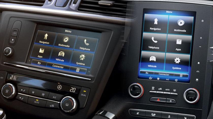Actualizare harti Android Auto CarPlay R-Link 2 Renault Megane 4, Talisman, Kadjar, Scenic