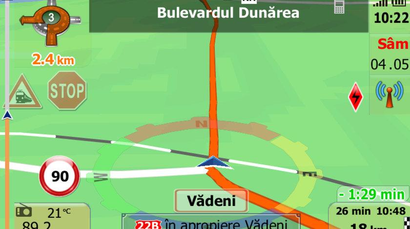 Actualizare Harti/Modificare/Reparare navigatie Media Nav/MediaNav/Navi 50 Dacia//Renault/Opel