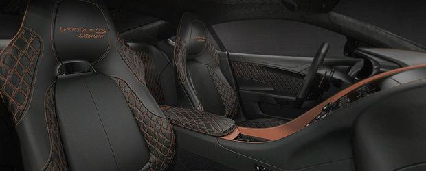 Actualul Vanquish paraseste scena cu stil. Aston Martin dezvolta 175 de exemplare Ultimate