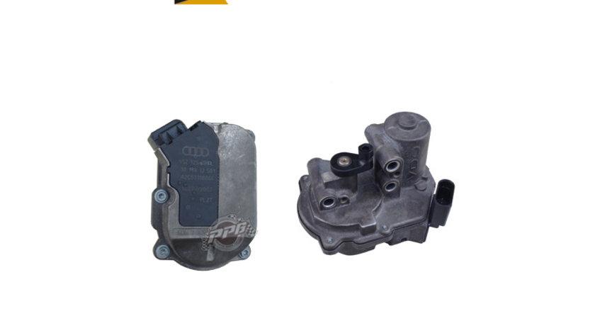 Actuator/ motoras galerie admisie Audi A8 D3 4E 4.0 TDI AS4 an 2003 - 2010 cod 057129086L