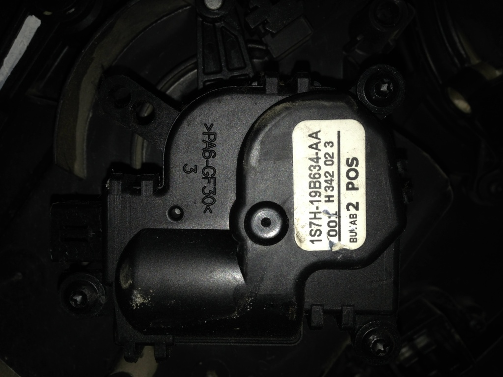 Actuator recirculare aer Ford Mondeo Mk3 climatronic 1S7H-19B634-AA