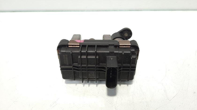 Actuator turbina, cod 6NW010099-02, Bmw 5 (F10) 2.0 D, N47D20C (id:468686)
