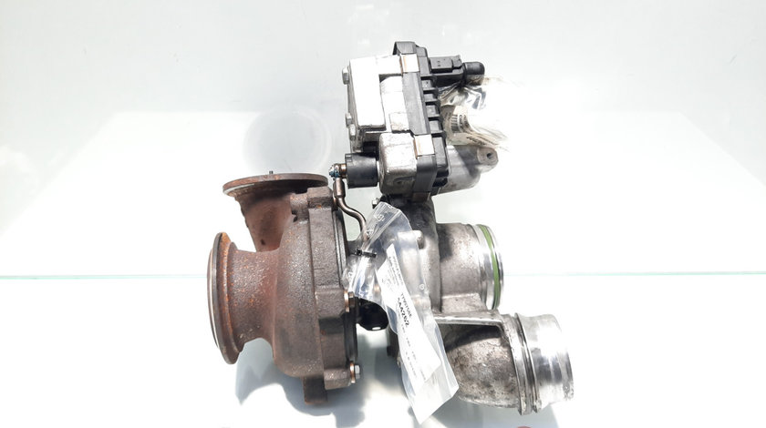 Actuator turbo, Bmw X5 (E70) [Fabr 2007-2013] 3.0 D, 6NW009543, 763797 (id:444266)