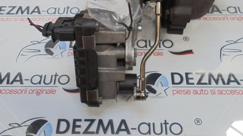 Actuator turbo, Mercedes Sprinter 3-t platforma (906) 2.2cdi