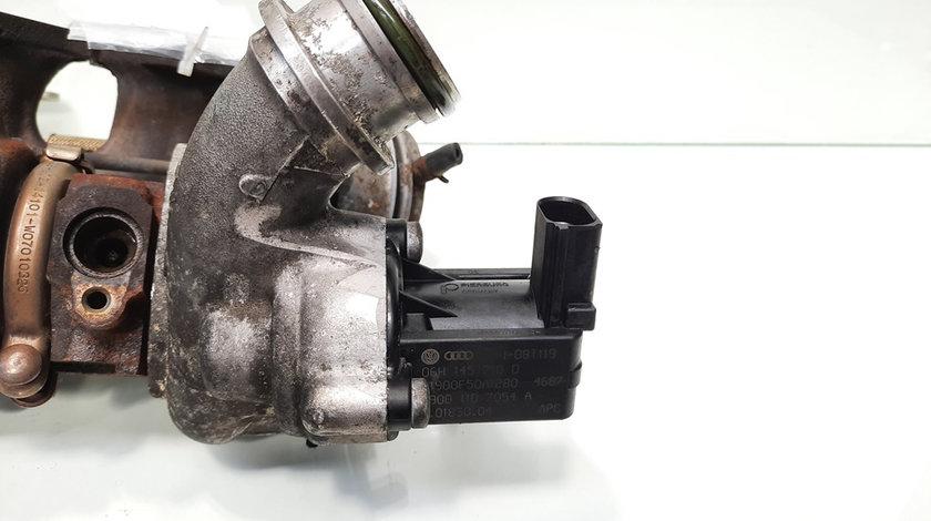 Actuator turbo, Vw Passat (36) [Fabr 2010/08 - 2014] 1.4 tsi, CAX, 06H145710D