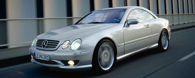 Acum 20 de ani, Mercedes lasa cu gura cascata o industrie intreaga si lansa prima masina de serie cu frane ceramice