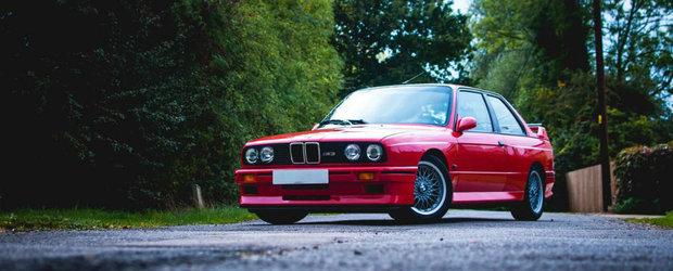 Acum ai sansa sa devii proprietarul acestui incredibil BMW M3 Evo III. Uite pentru cat se vinde el