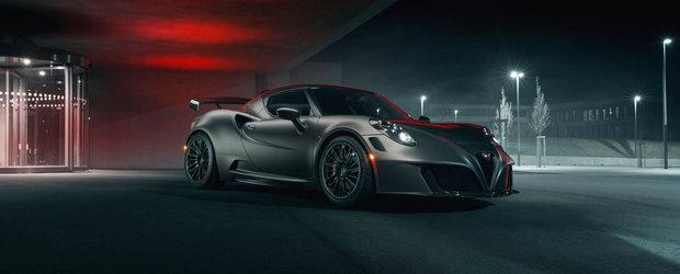 Acum ai toate motivele sa iti doresti o Alfa Romeo 4C. Pogea ti-o poate duce in aproape 500 de cai