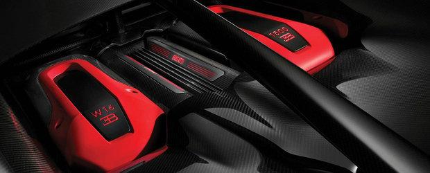 Acum chiar ca nu mai are rival. Bugatti lanseaza noul Chiron Sport tot cu 1.500 de cai dar o masa totala mai mica