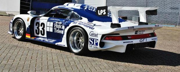 ACUM e sansa ta sa cumperi un 993 GT1 pentru doar cateva zeci de mii de euro