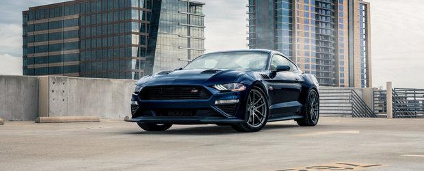 Acum poti cumpara un Mustang cu 786 de cai putere direct din reprezentanta
