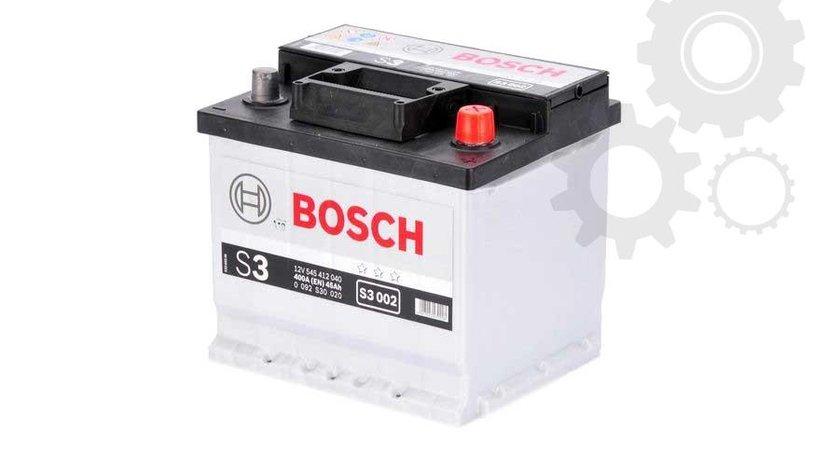 Acumulator auto Bosch S3 45Ah