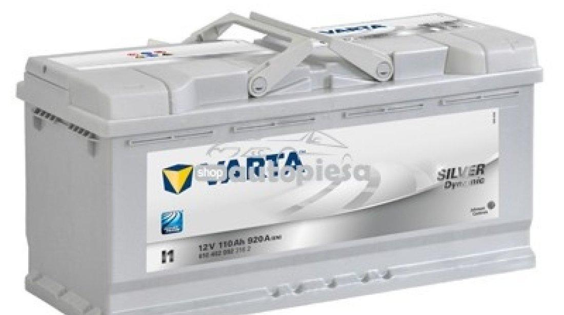 Acumulator baterie auto VARTA Silver Dynamic 110 Ah 920A 6104020923162 piesa NOUA