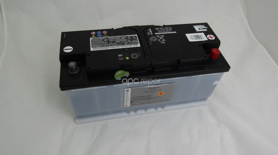 Acumulator ( Baterie) Nou Original Audi - VW - 12V 110AH - 520A - 000915105DL cu COD