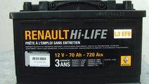 Acumulator,baterie NOUA originala RENAULT 70Ah/720...
