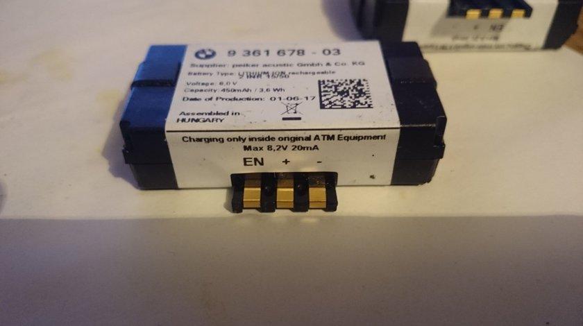 Acumulator telematic antena BMW X5 F15 (2013-2018) G11, G12 cod 9361678 / 936167803