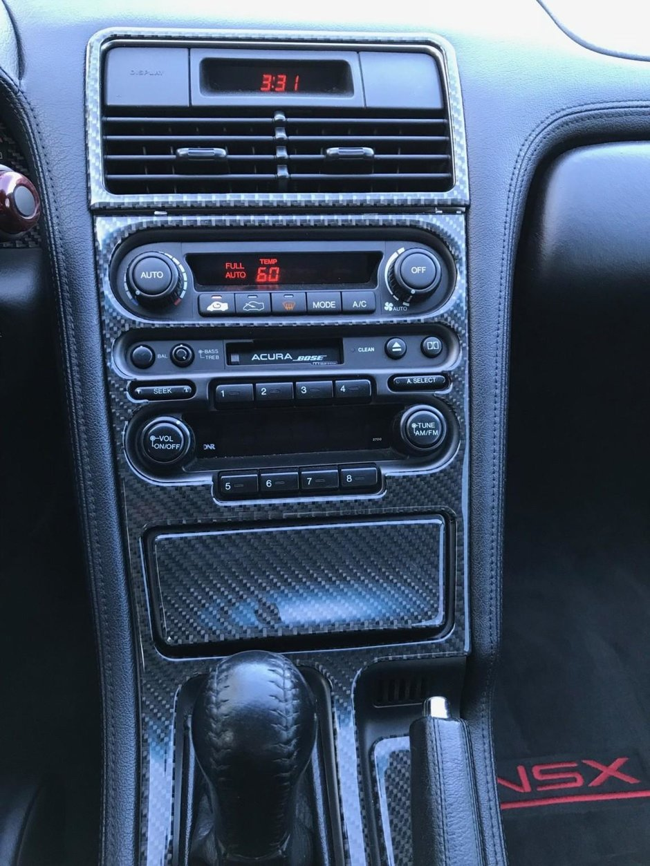 Acura NSX din 1993